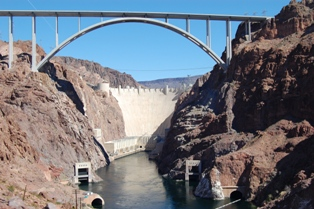 The Hoover Dam's Human Touches