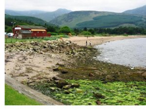 Bay on Isle of Arran