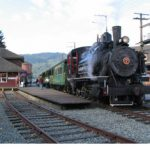 Planes, Trains and Automobiles: A stop in the Port Alberni area has all the bases covered