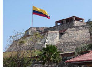 Fortress San Felipe de Barajas