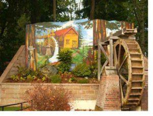 waterwheel park chemainus bc