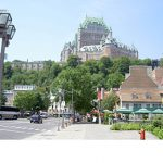 Old Quebec Carries the Aura of Canadian History