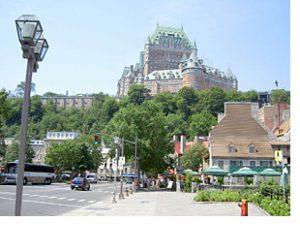 Le Château Frontenac Quebec