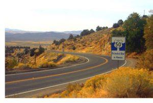 U.S. highway 50