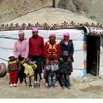 Yurting it by China's Lake Karakul