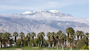 palm springs california mountains