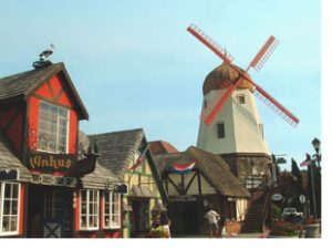 solvang california windmill