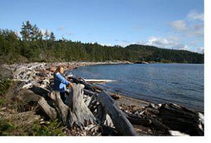 sunshine coast british columbia canada