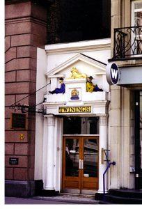 twinings tea london uk