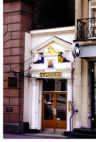 twinings tea london uk