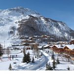 In Val d'Isere, Late Season Skiing Has Old World Charm