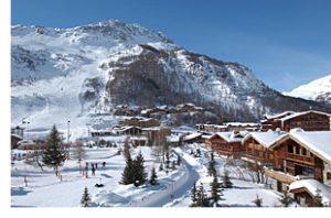 val d'isere ski chalet