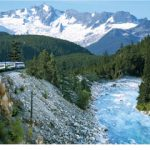 Whistling Along the Rails on the Whistler Mountaineer