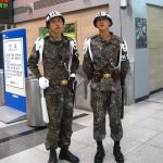 South Korea's Demilitarized Zone (DMZ)