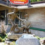 The Secret of Jesse James' Cave