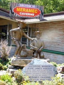 Meramac Caverns Missouri