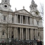 Climbing The Stairs Of Time in St Paul's Cathedral
